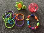 223: Baby toy bundle 3