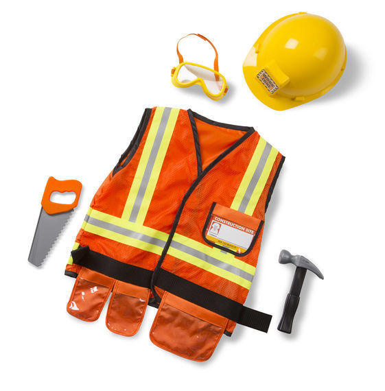 435: Construction dress up