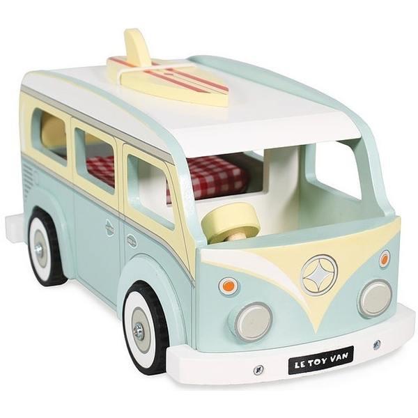 500: Holiday campervan