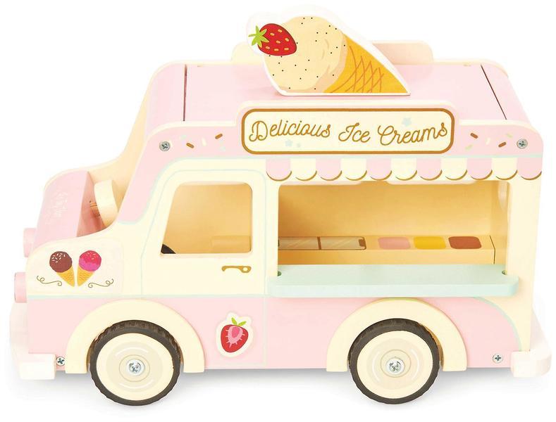 502: Dolly ice cream truck