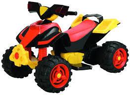 447: Ride on 6V Quad Large