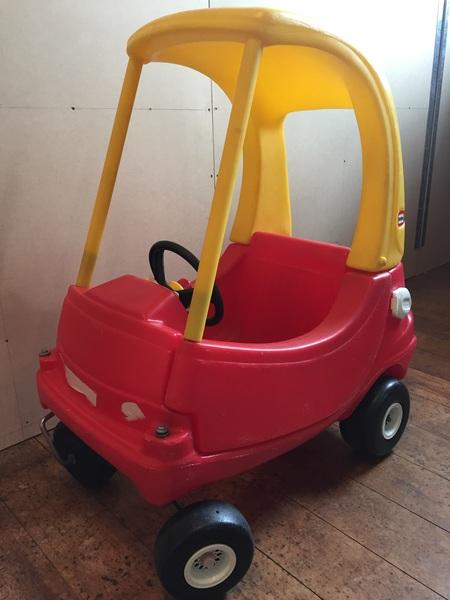 514: Little tikes car