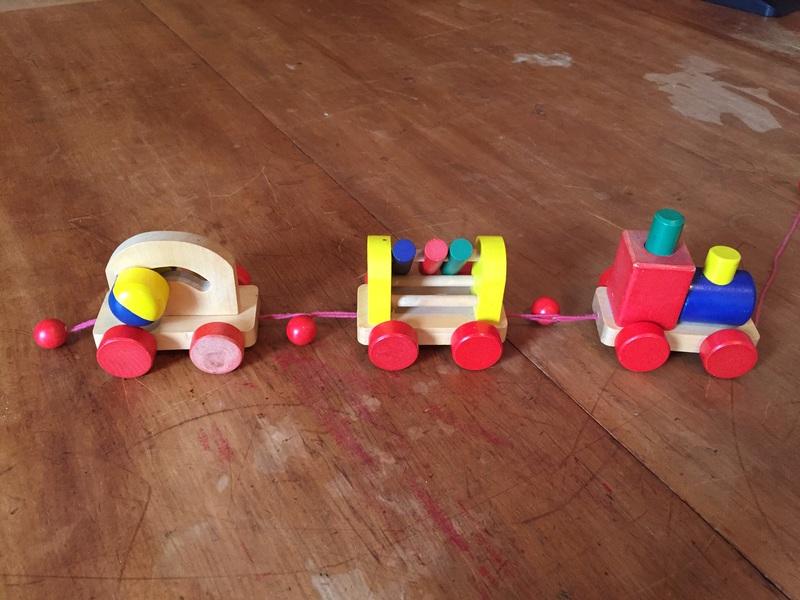 529: Pull along train