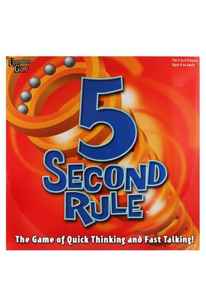 560: 5 second rule