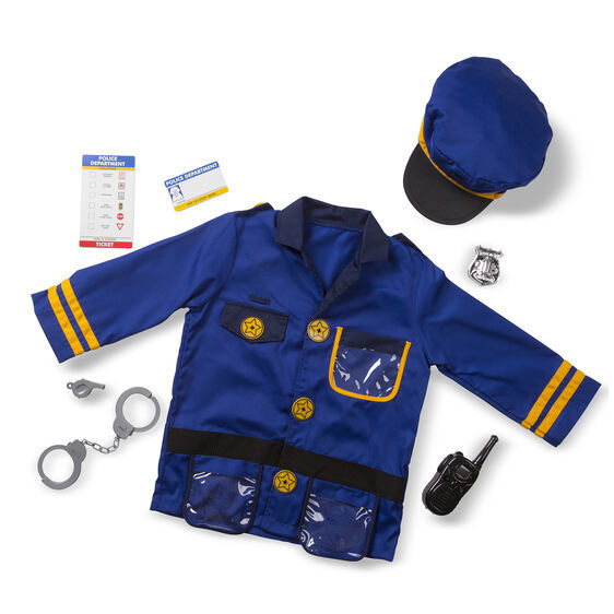 532: Police officer role play set