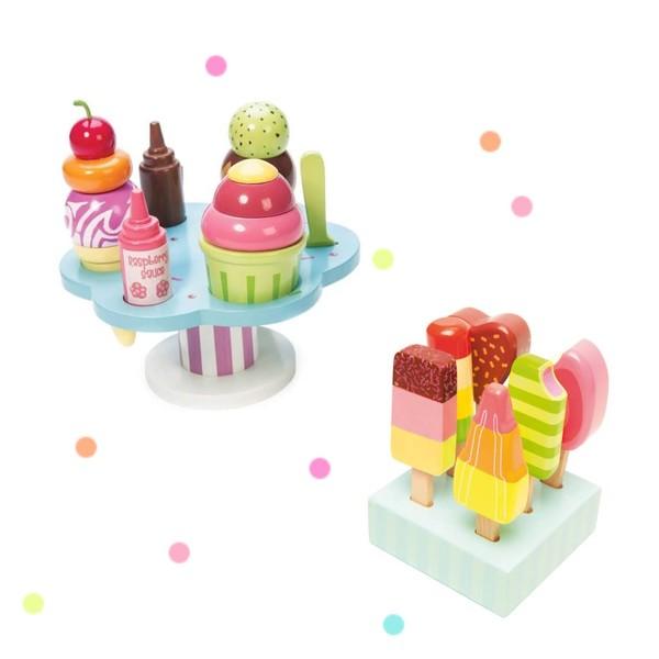 580: Ice cream set