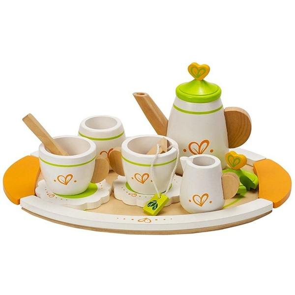 137: Tea set for two