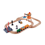 600: Crossing and crane train set
