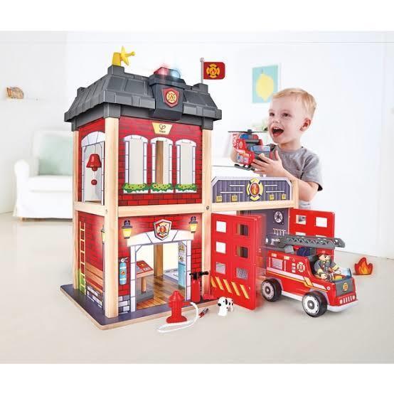 602: Hape fire station