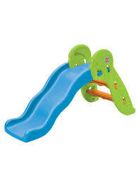 613: Splash n wavy slide