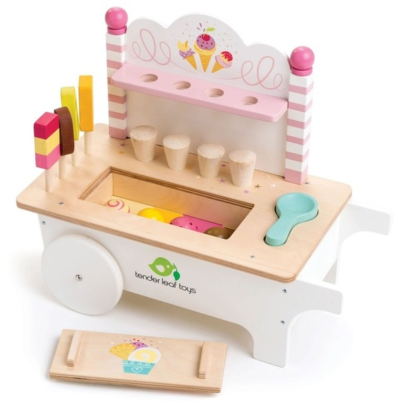 622: Ice cream cart