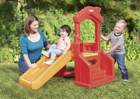 91: Climb n slide playhouse