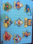 505: Bob the builder and friends puzzle