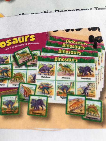 190: Dinosaurs match game