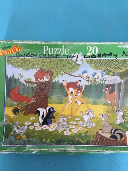 098: Bambi puzzle