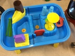 349: Water play table set
