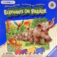 G2027: ELEPHANTS ON PARADE GAME