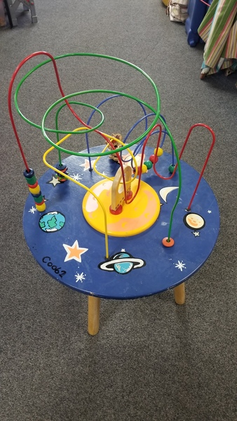 C0062: SPACE ACTIVITY TABLE