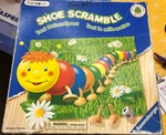 D4078: SHOE SCRAMBLE GAME