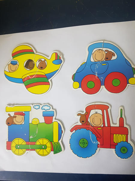 D1016: BABY PUZZLE TRANSPORT