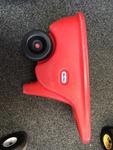 A2065: RED WHEEL BARROW