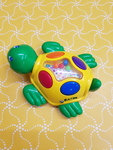 B1514: COLOURED TURTLE SWITCH TOY