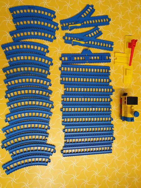 E0057: LEGO TRAIN SET