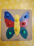 P1236: BUTTERFLY PUZZLE