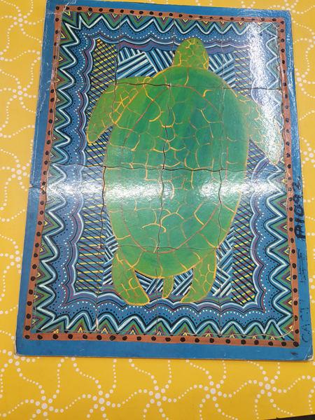 P1092: GREEN TURTLE