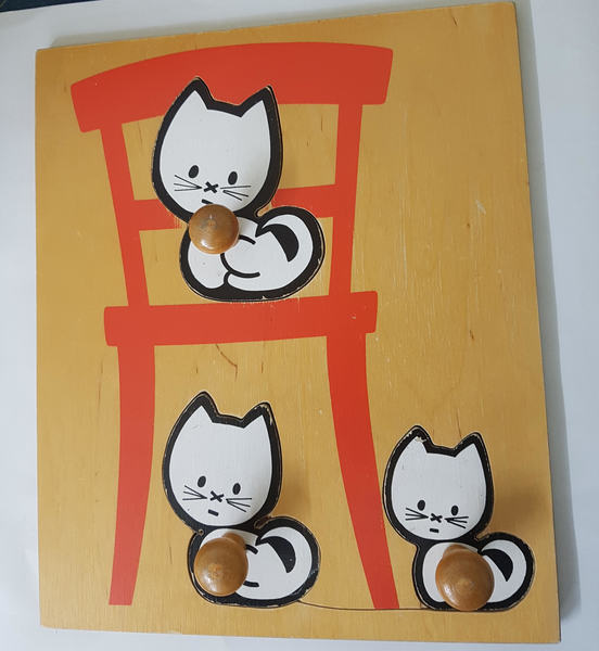 P1929: KITTENS PUZZLE