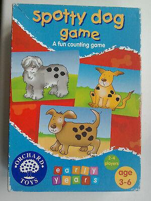 G2600: SPOTTY DOG GAME
