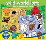 G2617: WILD WORLD LOTTO