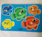 D1148: BUBBLE FISH PUZZLE