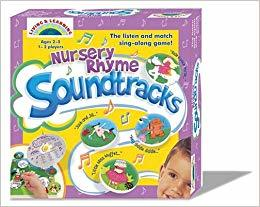 G2052: NURSERY RHYME SOUNDTRACKS