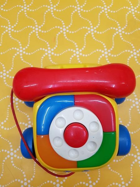 B5003: BABY'S MUSICAL TELEPHONE