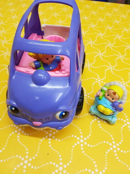 E4065: LITTLE PEOPLE SUV MOVER