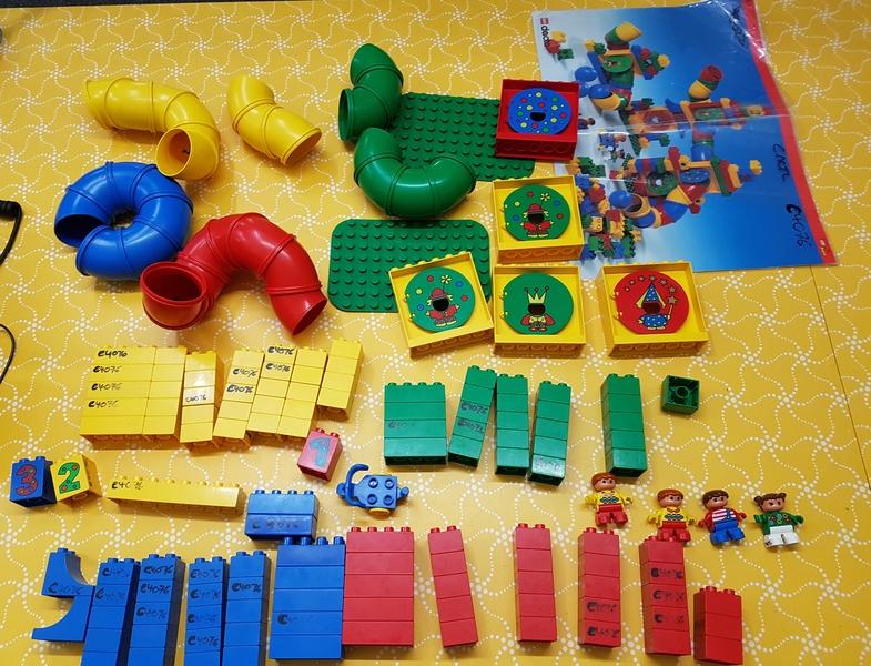 C4076: LEGO SLIDE