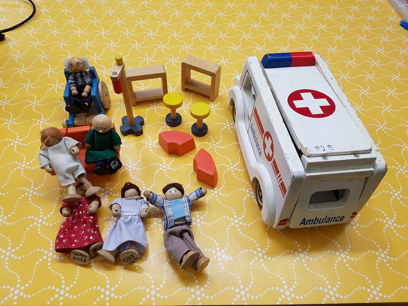 E1128: HOSPITAL CLINIC + PCS