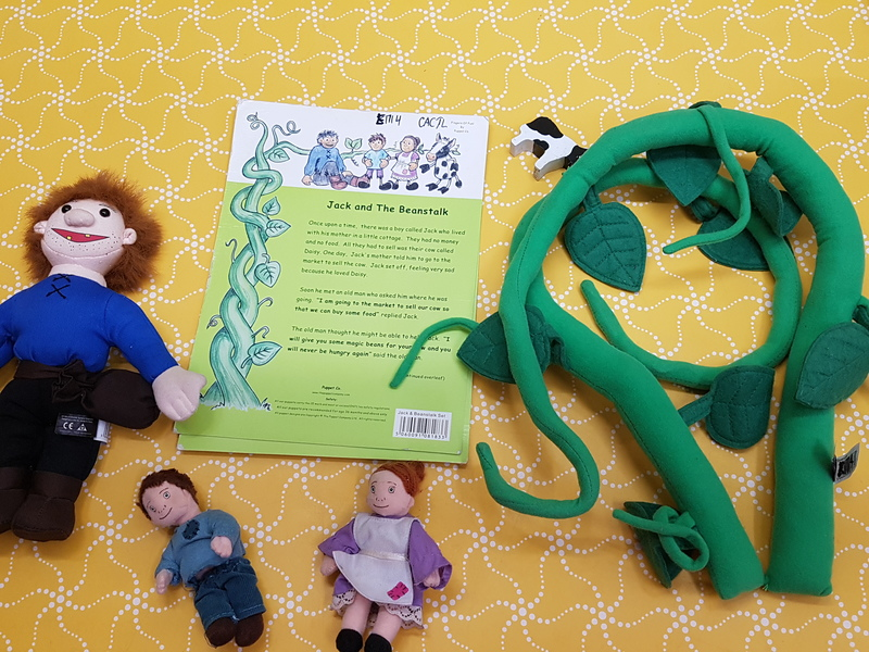E1714: JACK AND THE BEANSTALK