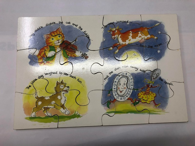 D1158: HEY DIDDLE DIDDLE PUZZLE
