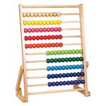 C1021: LARGE WOODEN ABACUS