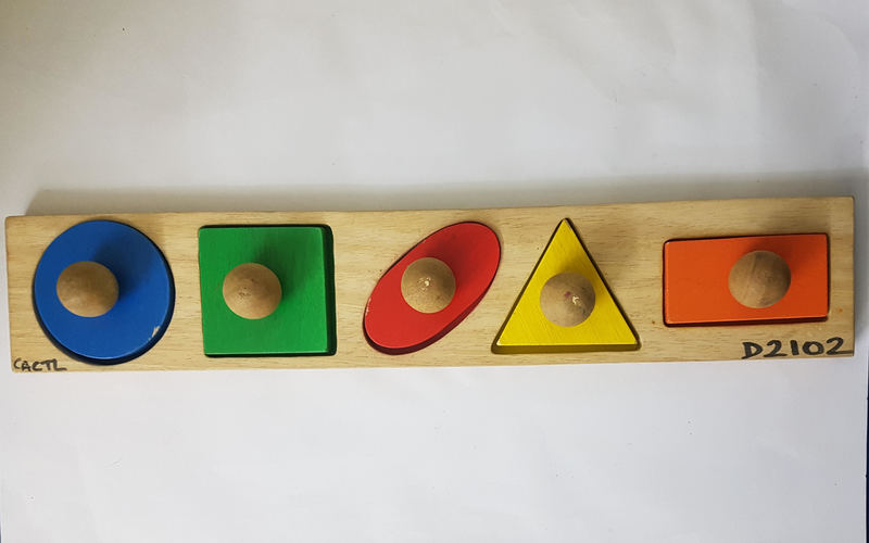 D2102: GEO MATCHING BOARD