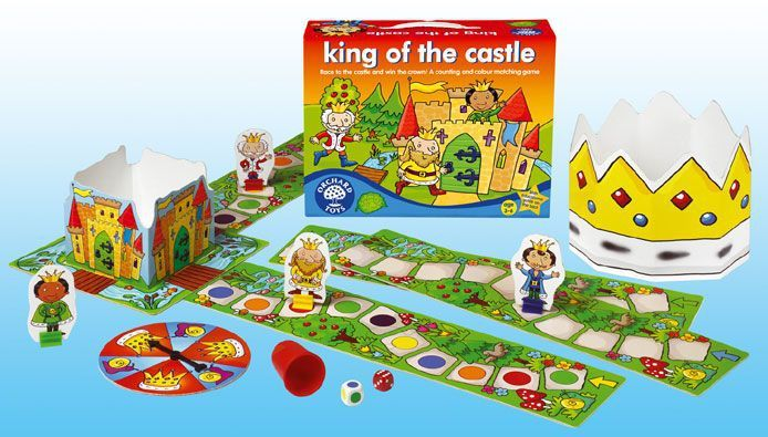 G2040: KING OF THE CASTLE GAME
