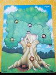 P1001: WHO LIVES IN THE TREE