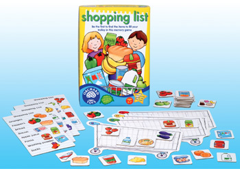 G2608: SHOPPING LIST GAME