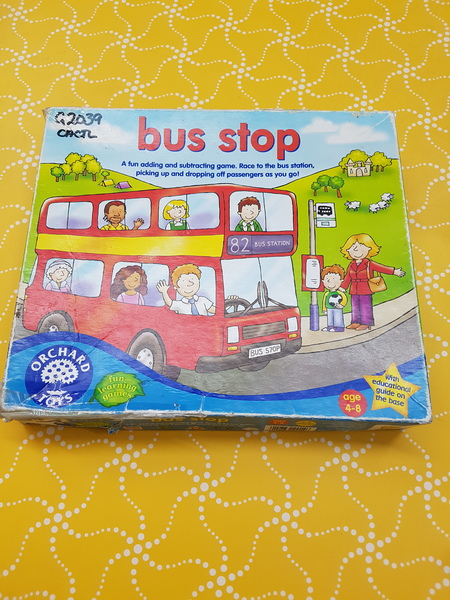 G2039: BUS STOP GAME