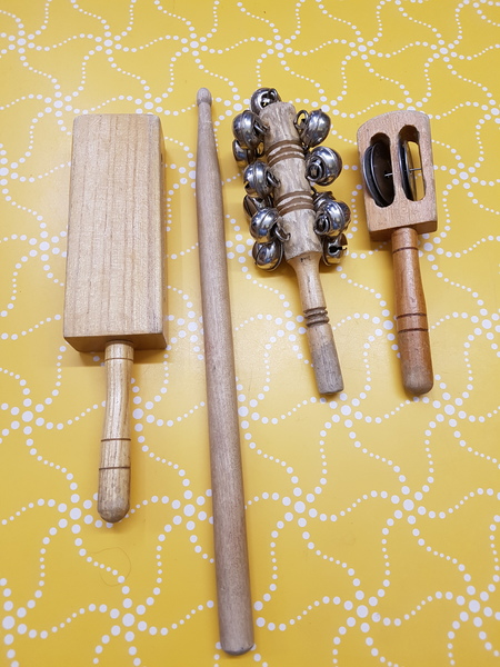 D5108: WOODEN PERCUSSION