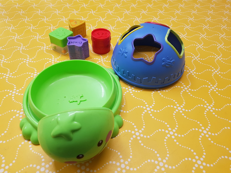 B1029: TURTLE SHAPE SORTER