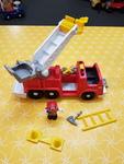 E1211: LIL PEOPLE FIRE TRUCK