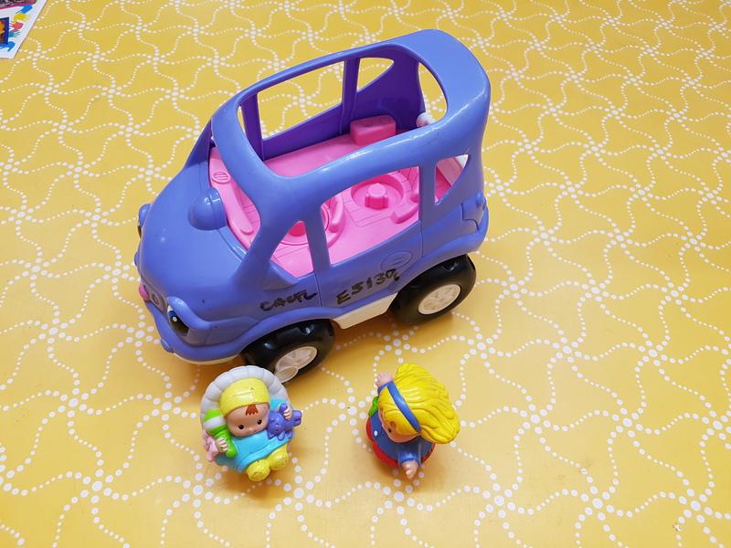 E5139: LIL MOVERS SUV